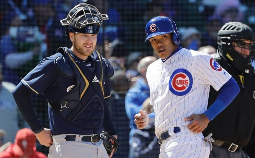 Cubs, Brewers square off again with first place at stake