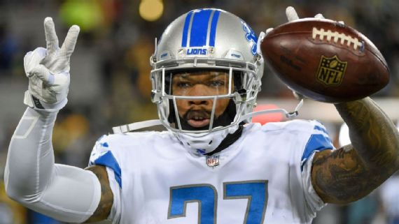 After time away for family, Glover Quin returns to Lions