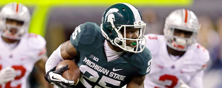 Keith Mumphery sues Michigan State, says 2016 actions keeping him from NFL