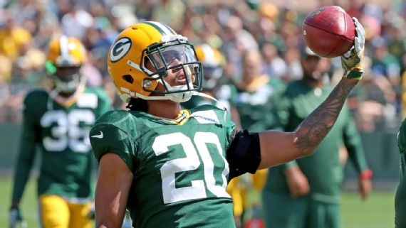 The 'real Kevin King' should finally appear in training camp