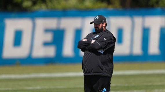Matt Patricia runs a much different practice than Jim Caldwell