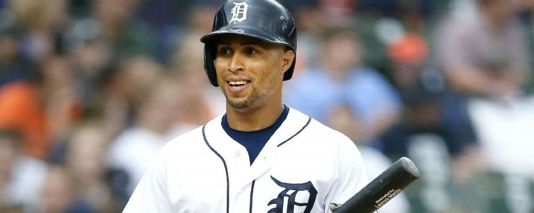 Tigers trade Leonys Martin to Indians