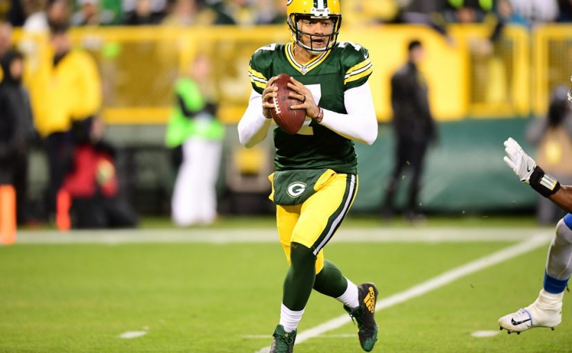 Packers trade QB Hundley to Seahawks