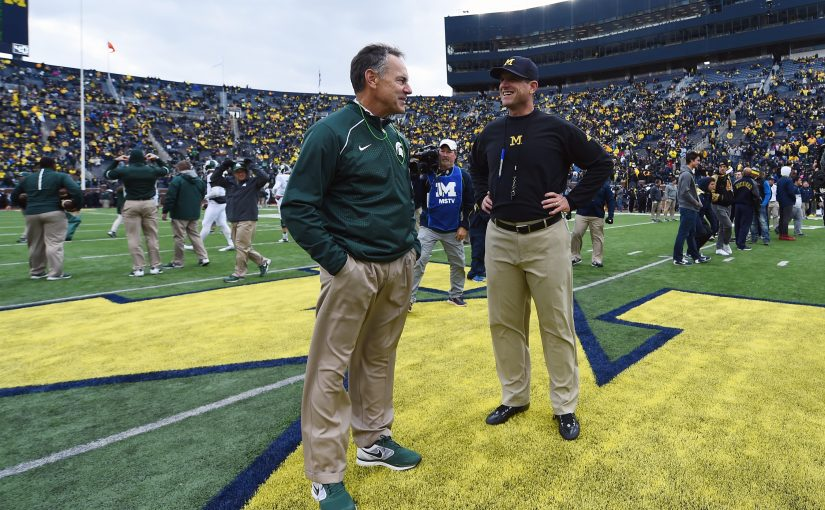 MSU No. 12, U of M No. 14 in preseason Coaches Poll