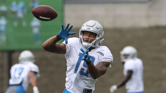 Kenny Golladay could be breakout star, key to Lions' offense