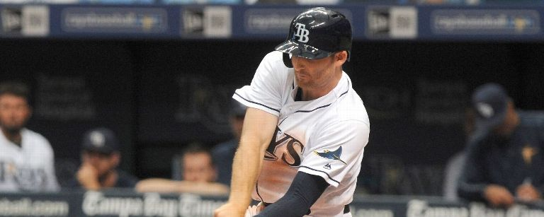 Brewers get Brad Miller from Rays for Ji-Man Choi