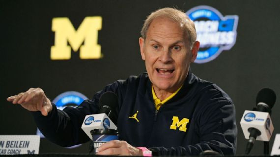 Beilein signs rollover contract extension