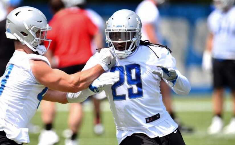 Lions have revamped run game but still have pass-rush questions