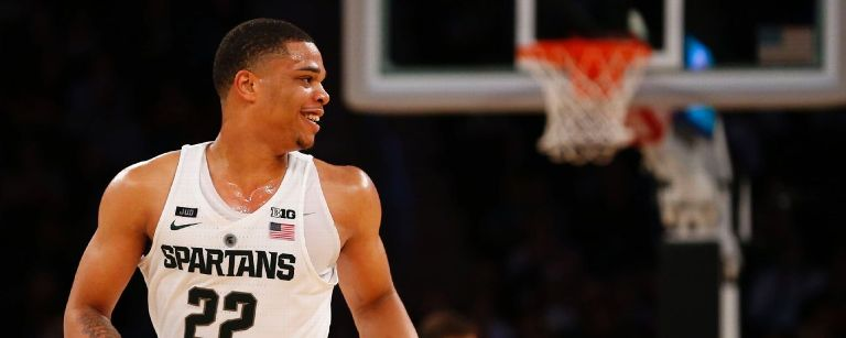 MSU's Bridges drafted by Clippers, traded to Hornets