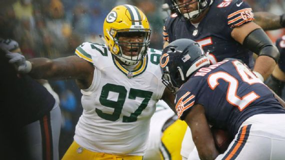 Packers lack potential young stars outside of Kenny Clark, RBs