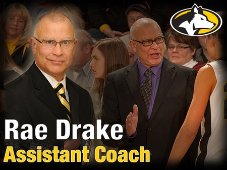 Rae Drake returns to Tech men's basketball coaching staff