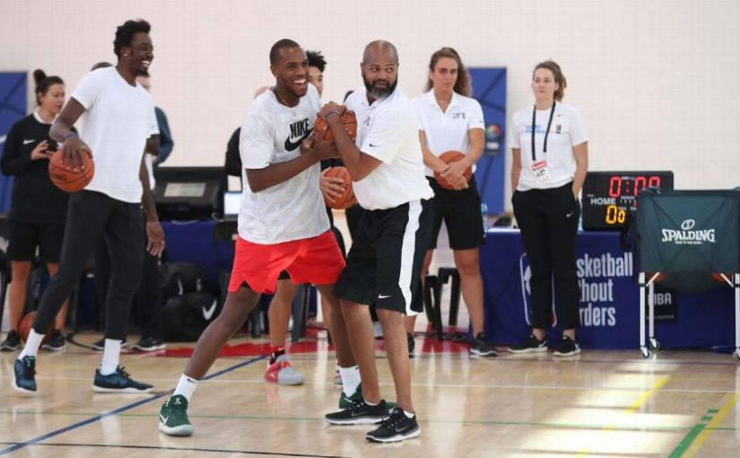 Basketball Without Borders: One of these kids could be the next Thon or Giannis