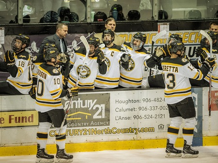 Michigan Tech announces hockey recruiting class