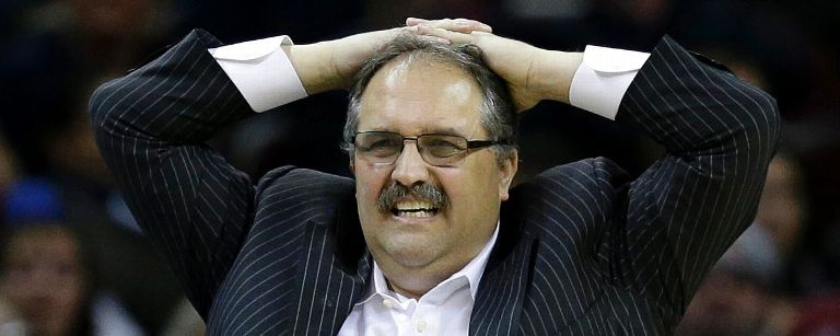 Former Pistons coach Van Gundy: 'Really lost' about future