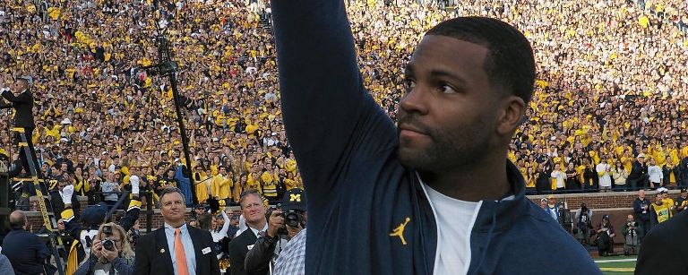 Braylon Edwards apologizes for U-M tweets, stands by stance
